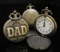 Horloge ketting voor vader DAD