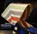 Aanvullende bekleding set voor BUGABOO Lavine Stripes